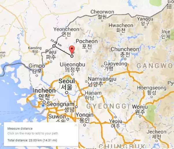 when does google map update with What Is The Distance Between C  Casey South Korea And The Dmz on Download Free Wallchart furthermore Update celebrities appeal to twitter followers to help find missing 70 year old norwich woman 1 3364939 additionally What Is The Distance Between C  Casey South Korea And The DMZ together with Enable Find Device Windows 10 13862 additionally Google Sales Specialists Are Headed To Best Buy Stores 1569222.