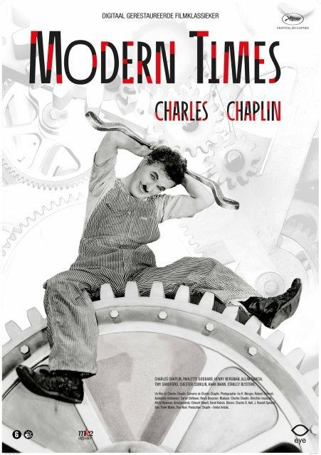 an analysis of the charlie chaplin character in modern times