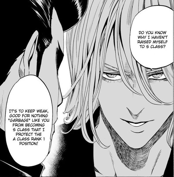 In One Punch Man How Powerful Is Amai Mask What Are His Abilities Quora