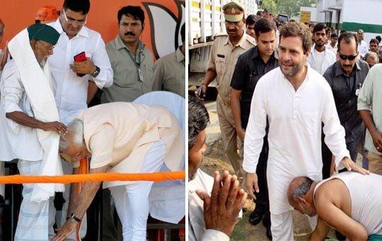 If Modi Si Roll Model And Rahul Gandhi Is A Lol Model