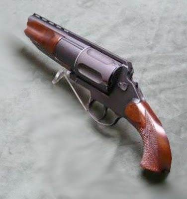Is it possible to make a shotgun revolver? - Quora