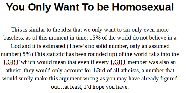 What determines heterosexuality and homosexuality