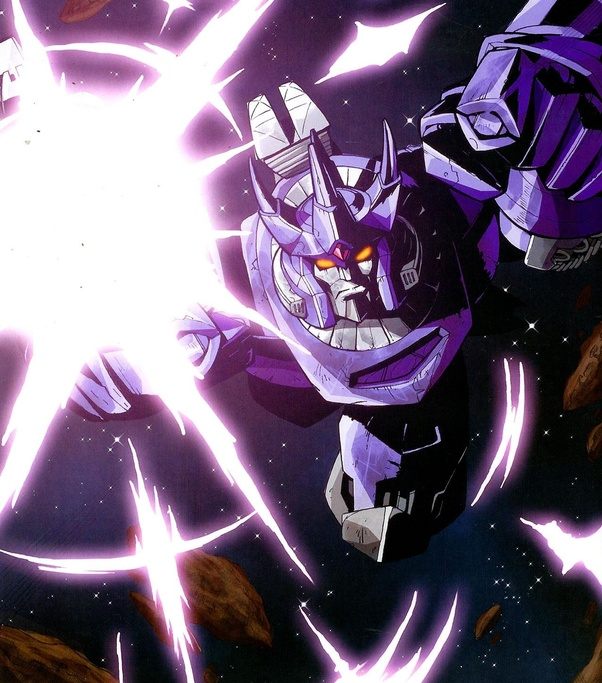 Who are the 5 most powerful transformers (excluding deities)? - Quora