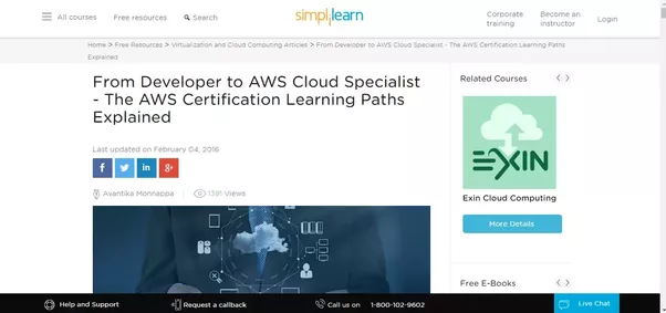 What is the best resource for learning aws quora a good guide when you start preparing for the exam the website starts at the very beginning at why should you opt for the certification the benefits of fandeluxe Gallery