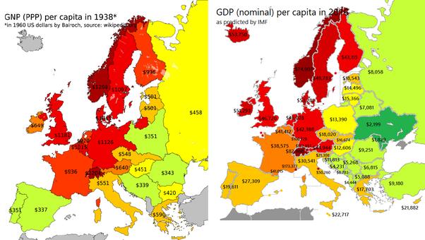 Cartina Europa 1938.Timothy Snyder Afferma Che Nel 1938 La Repubblica Ceca Era Una Delle Aree Piu Industrializzate In Europa E Una Delle Piu Ricche E Vero Quora
