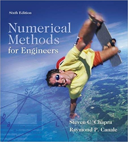How To Get The Manual Solution Of Numerical Methods For Engineers