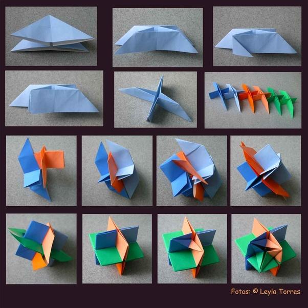 Origami Waterbomb Base | Origami water bomb, Star wars origami, Origami | 602x602