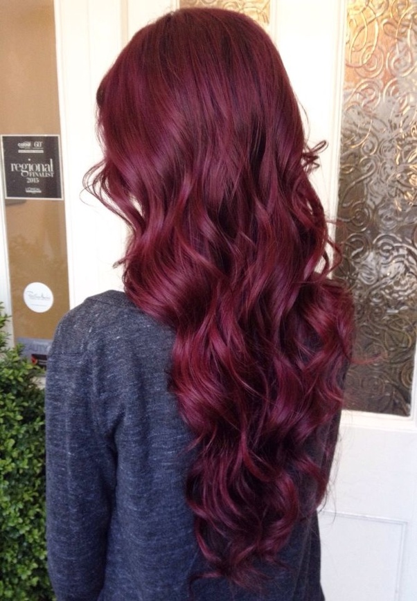 Does Hair Color That Is Actually Crimson Red Exist Quora
