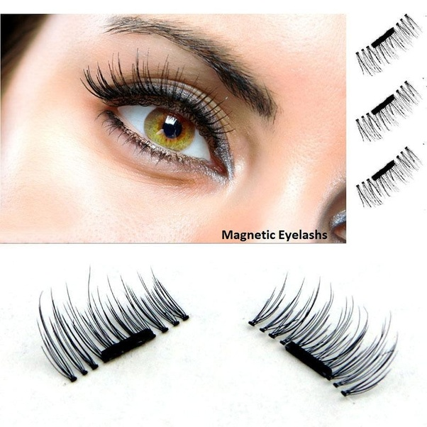 Has Anyone Tried The Magnetic Lashes And Do They Work Quora
