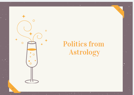 Which planets and houses are to be analysed for a political career
