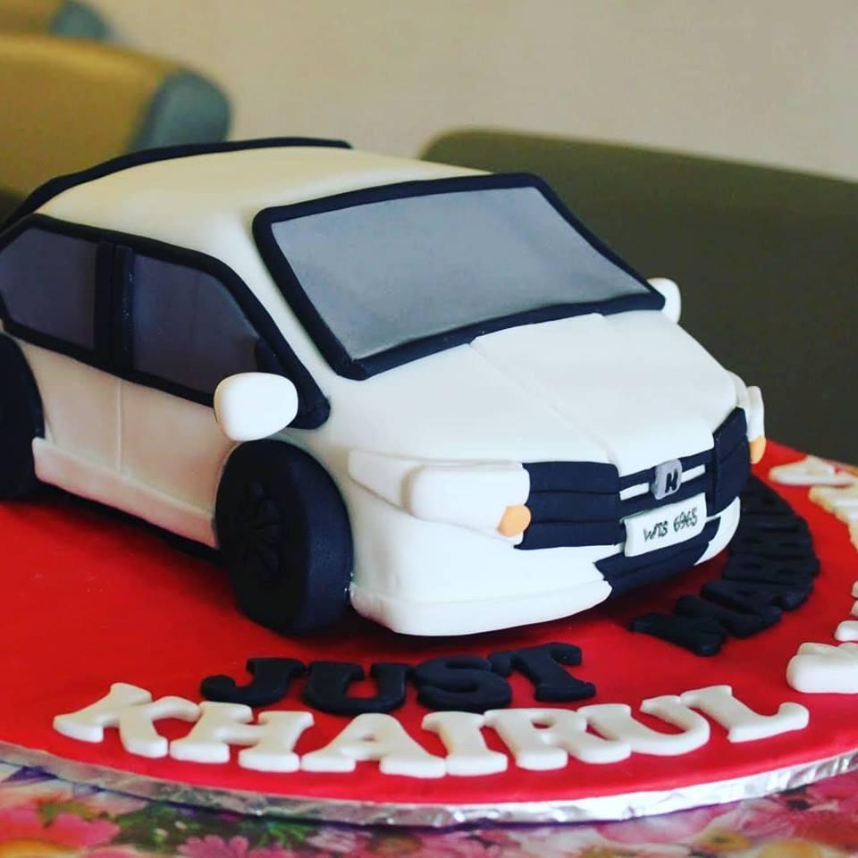 How To Make A Birthday Car Theme Cake Quora