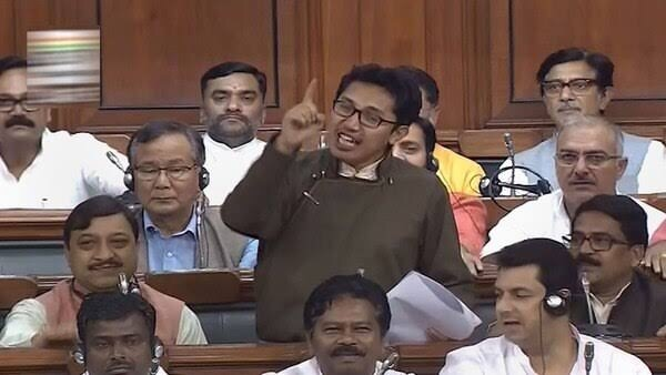 What is your opinion on Ladakh MP Jamyang Tsering Namgyal's speech