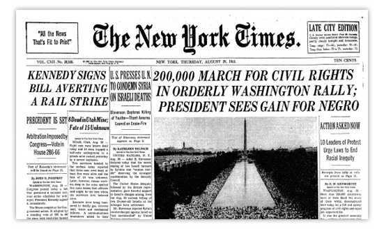 What is the history of the New York Times logo font? - Quora
