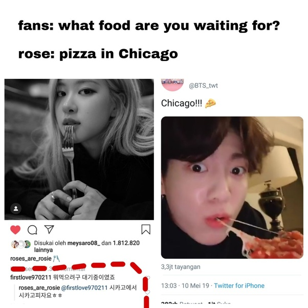 Are Jungkook and Rose dating? - Quora