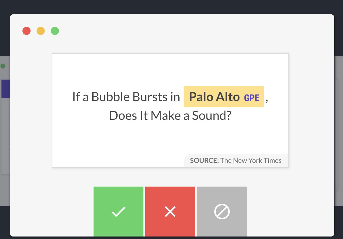 What are the best tools for manually annotating a text