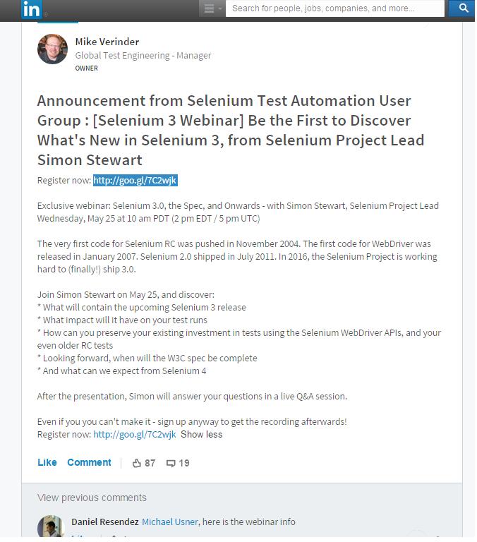 Will selenium 3 0 ever release? - Quora