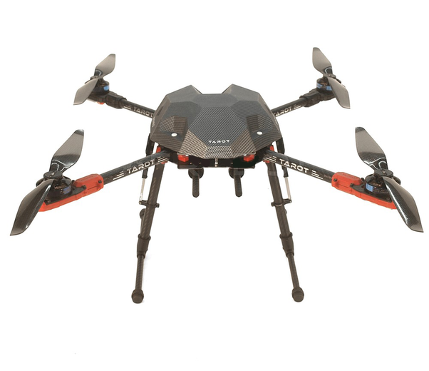 How much weight can a quadcopter lift? - Quora