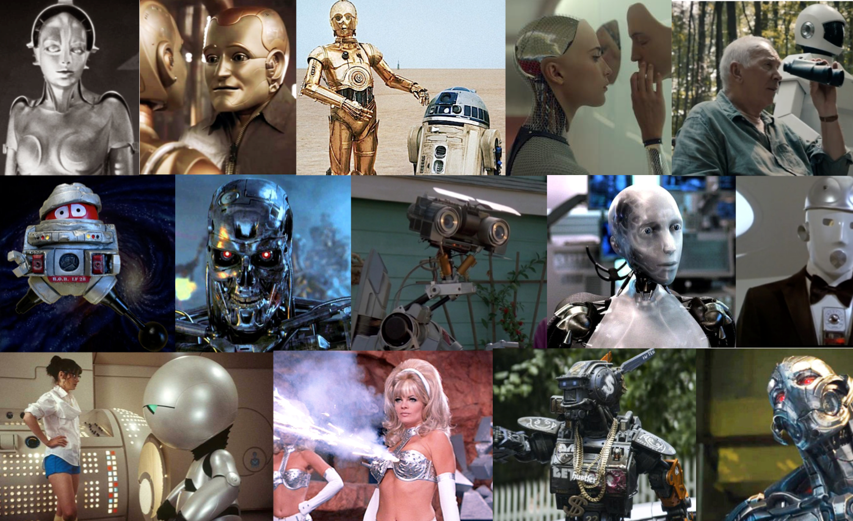 10 Greatest Films About Robots The Movies According To Short Circuit Me Quora
