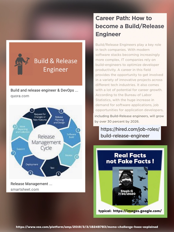 How To Become A Release Engineer Quora