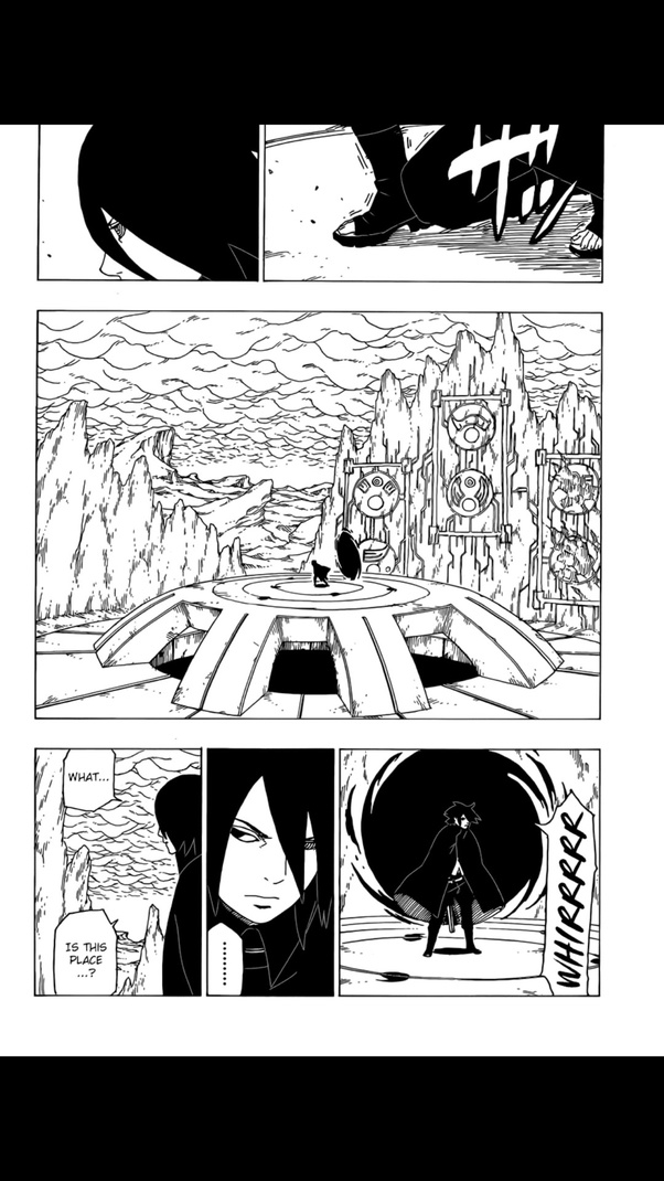 Why does Sasuke not kill Jigen as long as he has the