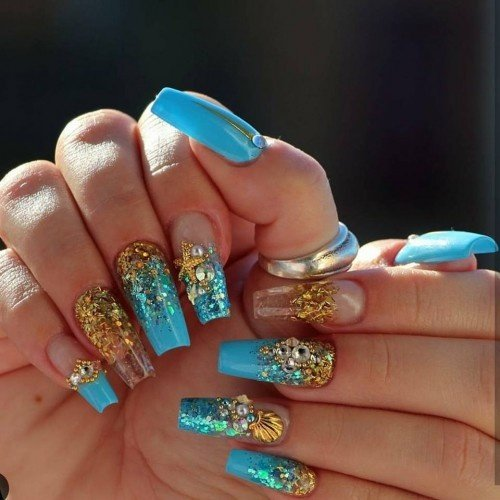 Glorious Women By Pinki Singh - Provides the best Beautiful Nail Design in  Lucknow. - Who Is The Best Nail Artist In Lucknow? - Quora