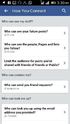 How to friend on facebook