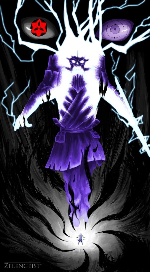 is sasukes rinnegan better than nagatos quora