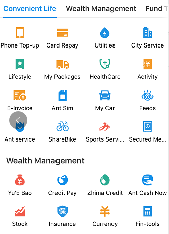 What's the difference between Alipay and WeChat Pay in terms