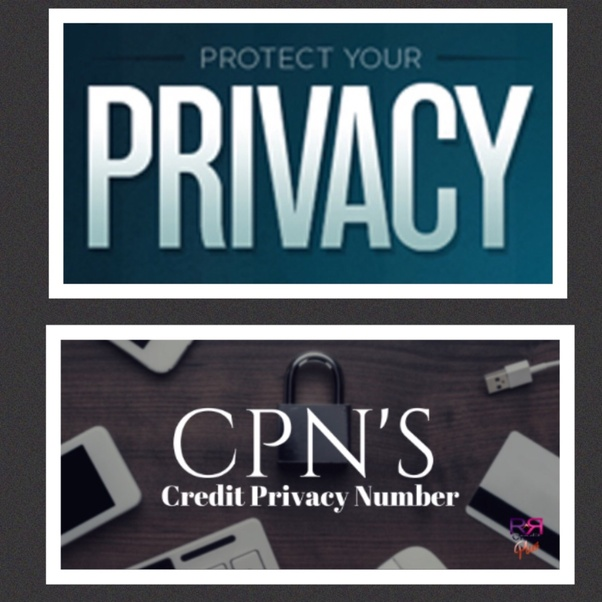 How to make a cpn (credit profile number) - Quora