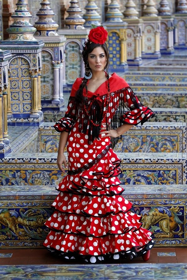 Seville Fashion: Why Is The Philippine's National Dress Spanish?