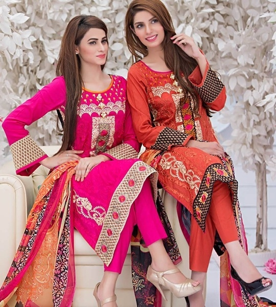 What Is The Pakistani Style Of Women's Dressing?