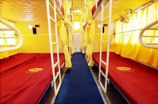 What Is Meant By A 2 1 Gold Class Ac Sleeper Bus How Is It