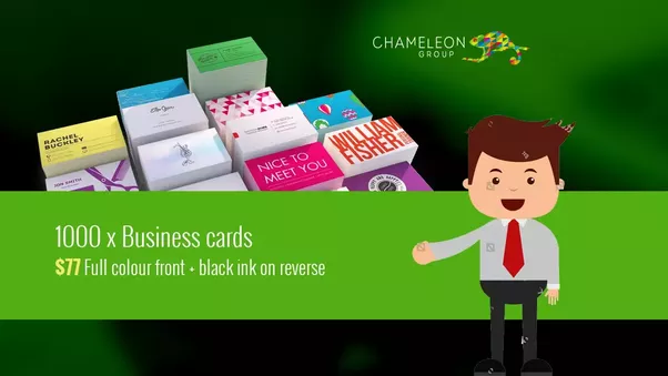 What is the best sites for printing business cards quora the chameleon print group provides you with printing business cards with good design and quality reheart Image collections