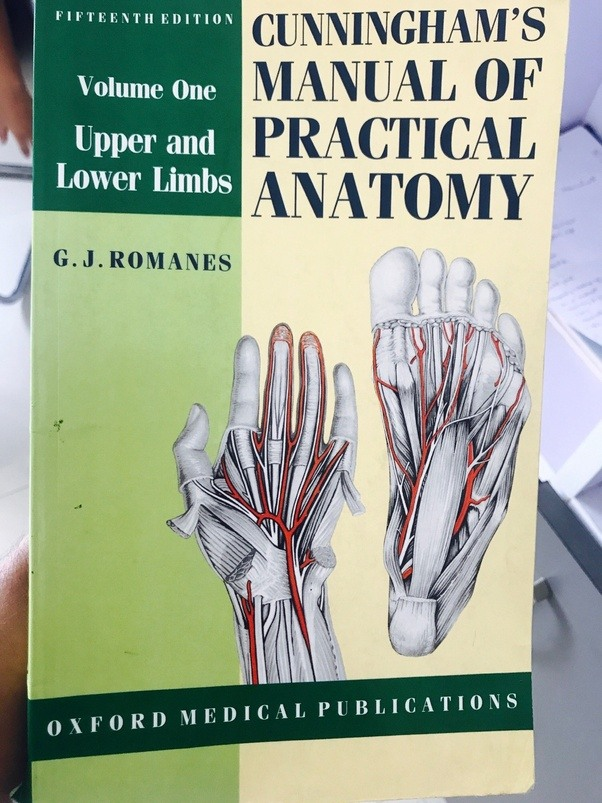 What is the best practical anatomy manual for a first-year MBBS ...
