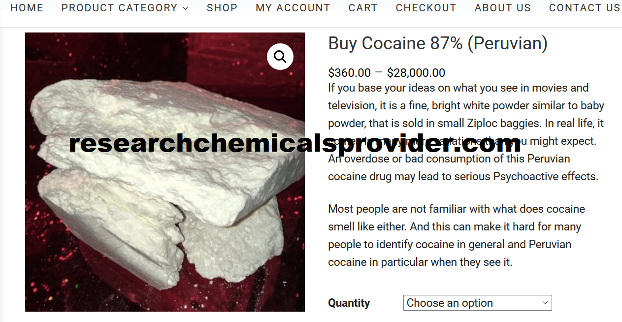 How to differentiate any white powder from cocaine - Quora