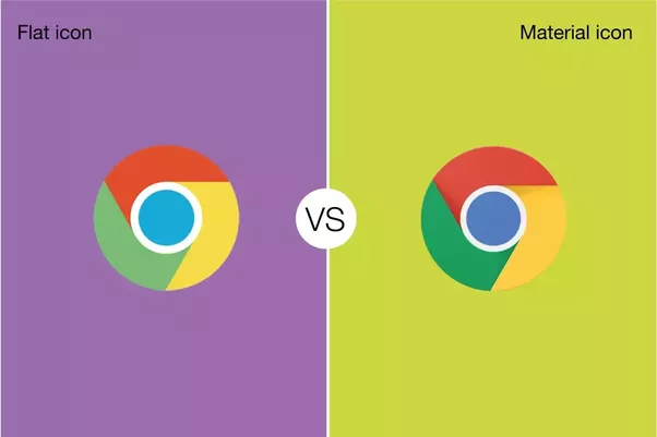 Flat Design Vs Material What Makes Them Different