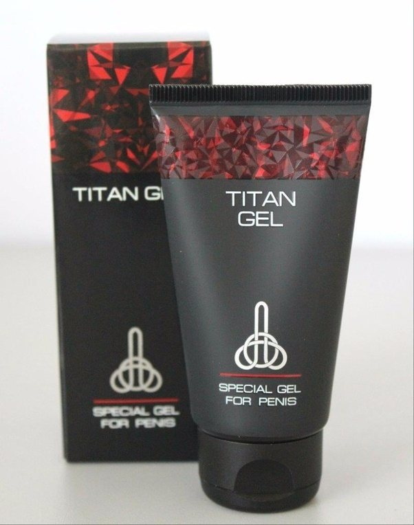 what is titan gel quora