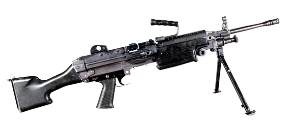 How much does an M249 cost? - Quora