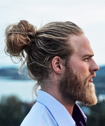 What S Your Opinion Of Man Buns Quora