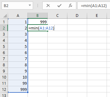 How can find upper and lower limits in Microsoft Excel? - Quora