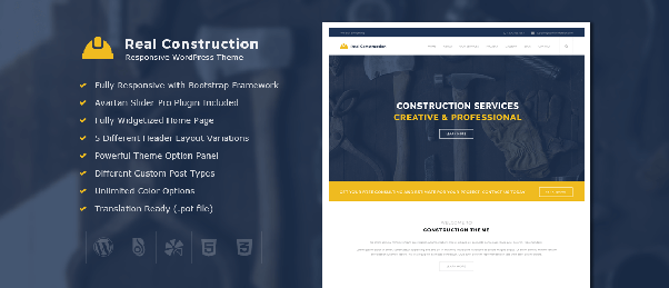What is the best WordPress theme for a scaffolding company? - Quora