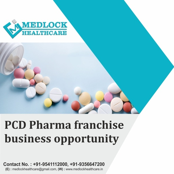What is the difference between a Pharma franchise and a PCD