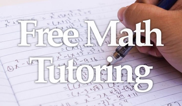 What websites can I use for free math tutoring and chatting