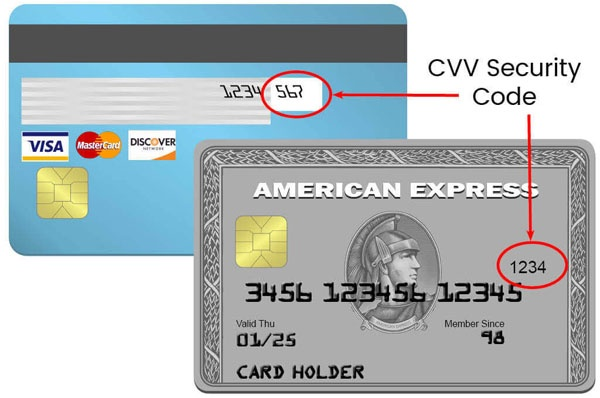 What U.S. stores can I shop at with no CVV? - Quora