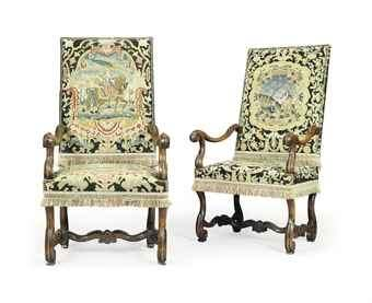 A Louis Xv Chair Is The Next Evolution Its Form Becomes Softer More Feminine Here Sinuous Lines Are Introduced To Frame Of