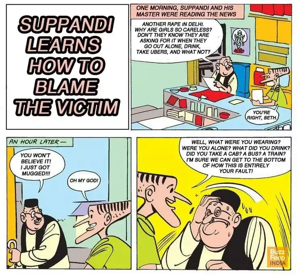 What are your favourite Suppandi jokes? - Quora