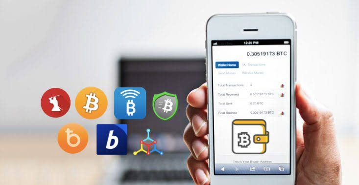 digital wallet app for cryptocurrency