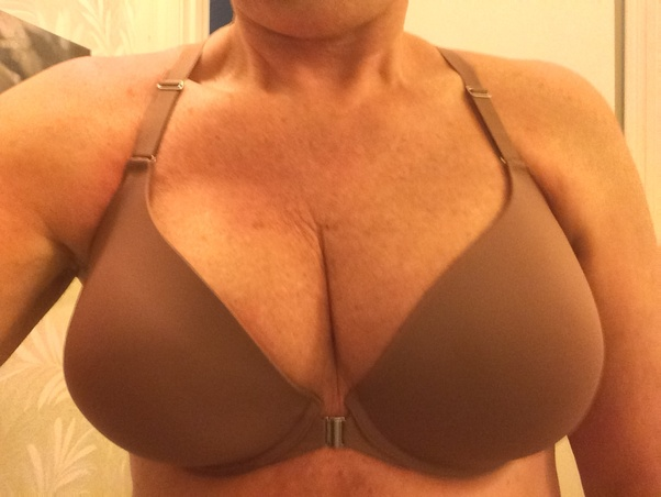 Apologise, my wife s 38ee tits
