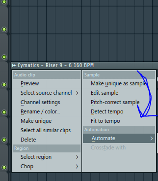 How to change the tempo of a song and not change the pitch