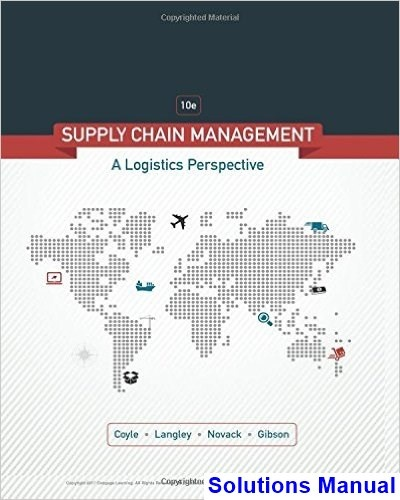 Books supply management logistics pdf and chain